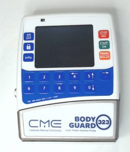 CME Bodyguard 323 Colorvision
