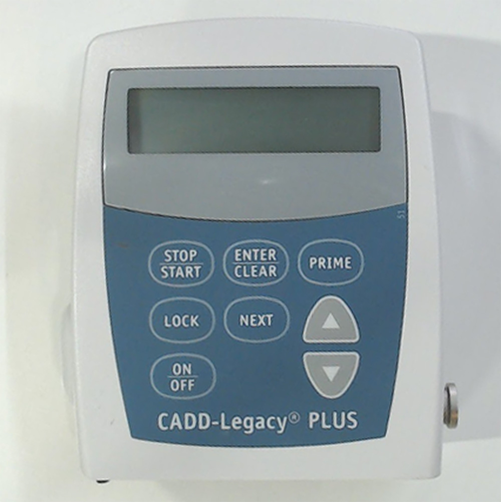 Read more about the article Smiths Medical CADD Legacy Plus 6500