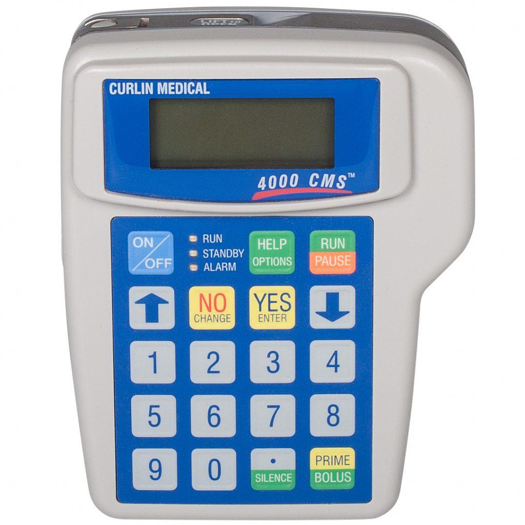 Moog Curlin 4000 CMS Plus