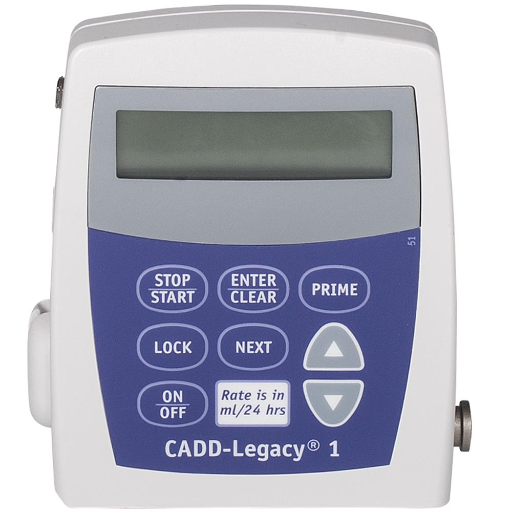 Read more about the article Smiths Medical CADD Legacy One 6400