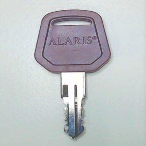 Alaris 8120 Key