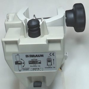 B. Braun Vista Basic Pole Clamp