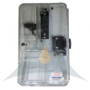 Moog Curlin 4000 Syringe Case