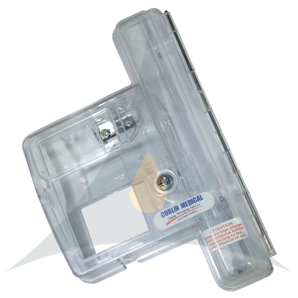 Moog Curlin 6000 Syringe Case
