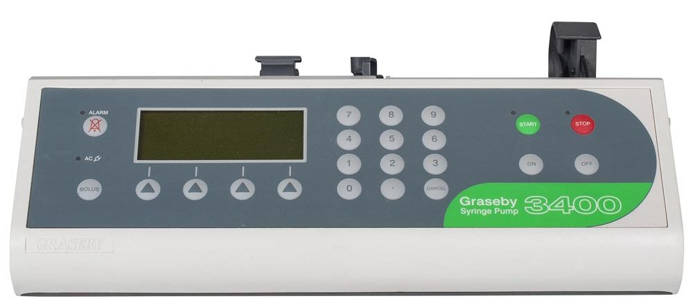 Read more about the article Smiths Medical Graseby 3400