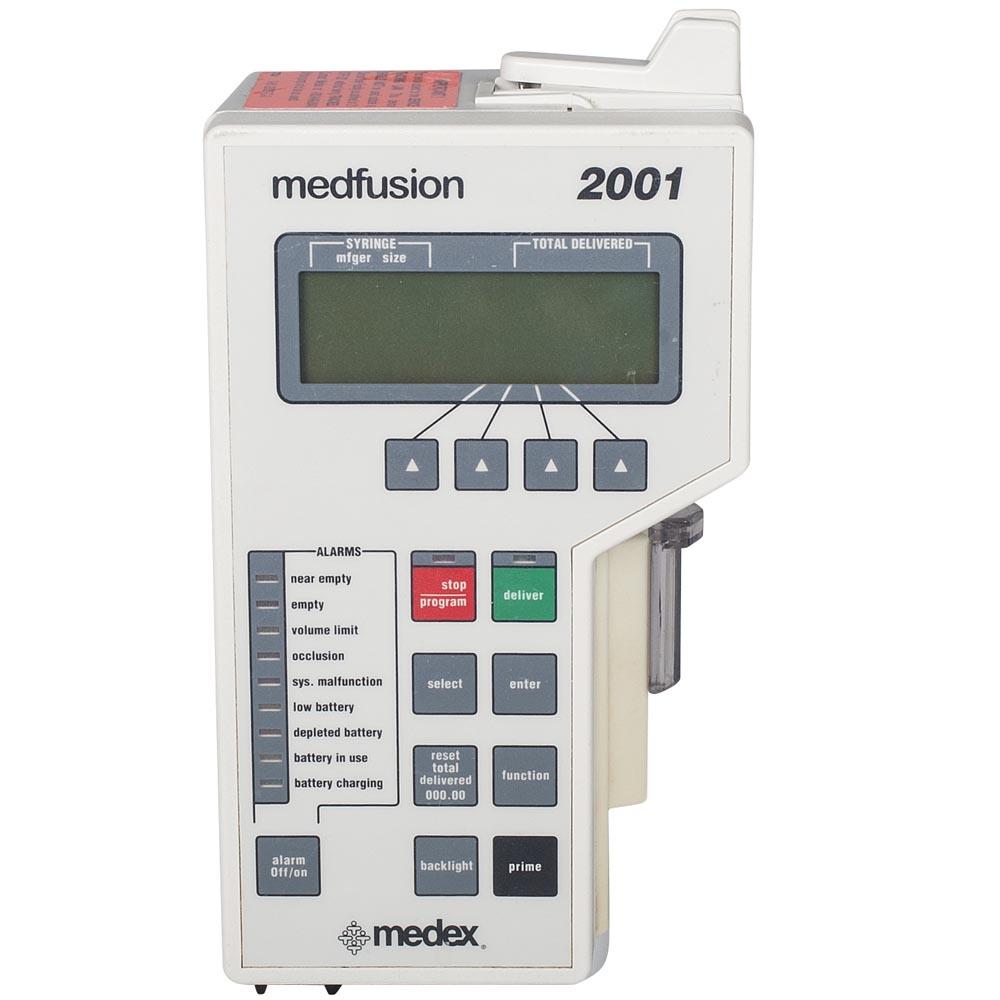 Smiths Medical Medfusion 2001