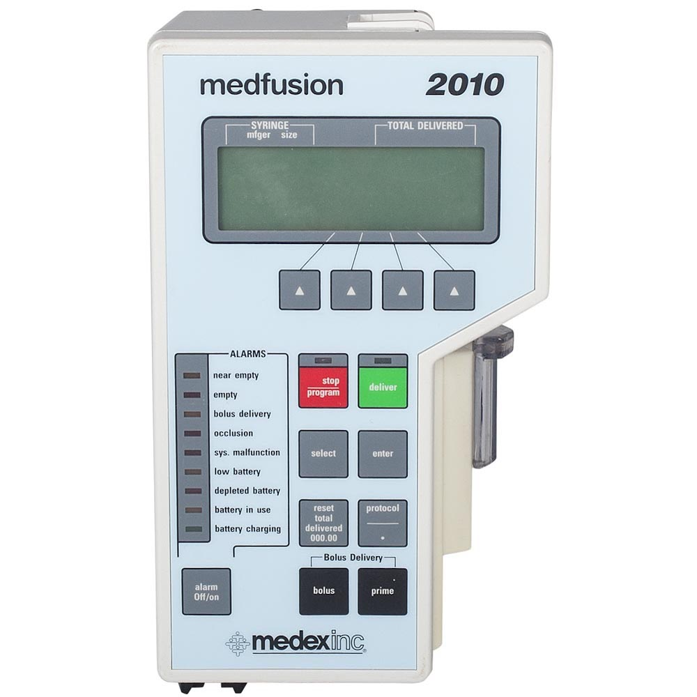 Smiths Medical Medfusion 2010