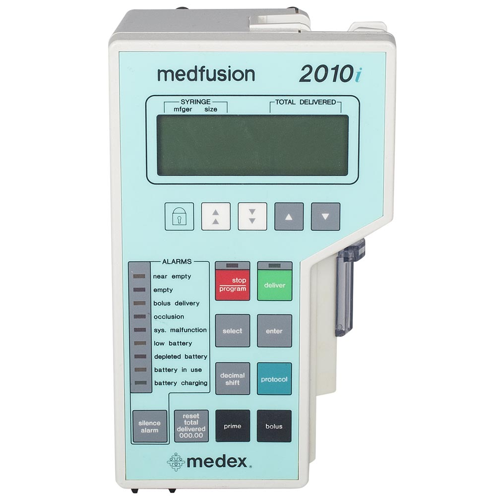 Smiths Medical Medfusion 2010i